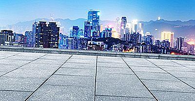 Die Besten Skylines In China