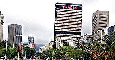 Os Maiores Bancos Da África