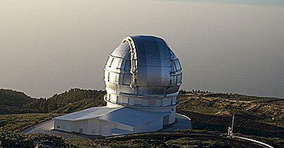 Los Telescopios Más Grandes Del Mundo