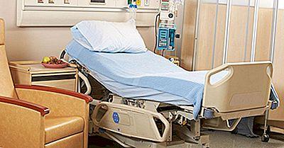 Kanadensiska Provinser Av Antalet Sjukhusföretag