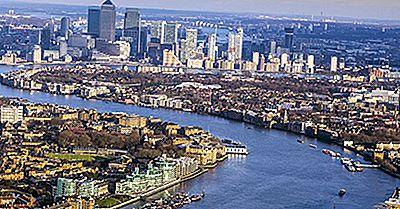 Städer Med Störst Inkomstinkomst