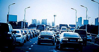 Ciudades Con El Peor Tráfico Del Mundo