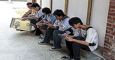 Țări Prin Penetrarea Smartphone-Urilor