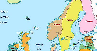 Les Pays De L'Europe Du Nord