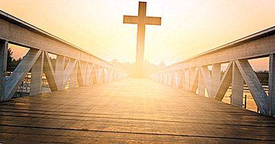 Länder, Die Vorausgesagt Haben, Die Höchste Anzahl An Christen Im Jahr 2050 Zu Haben