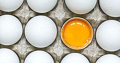 Lande Der Forbruger De Fleste Æg