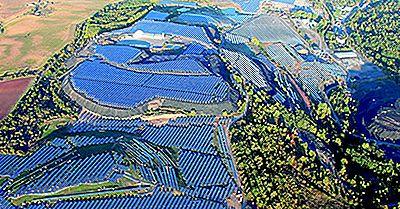 Lande, Der Bruger Mest Solkraft