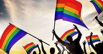 Länder Där Gay Äktenskap Är Juridiskt
