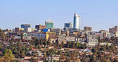 Países Que Se Están Urbanizando A La Tasa Más Rápida