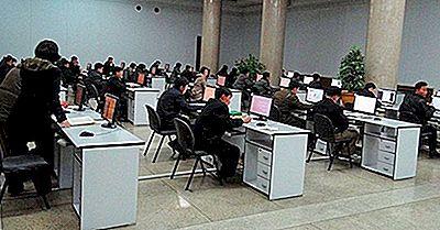 Paesi Con Il Minor Numero Di Server Internet Sicuri