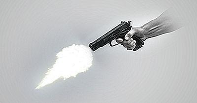 Länder Med De Högsta Priserna På Skjutvapenrelaterade Dödsfall