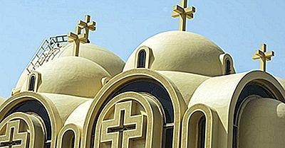 Länder Mit Den Größten Koptischen Christlichen Bevölkerungen