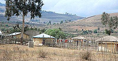 Paesi Con La Minima Elettrificazione Rurale