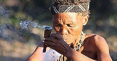Países Com Os Fumantes Mais Femininos
