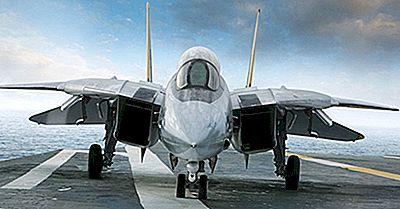 Países Con La Mayor Cantidad De Aviones Militares
