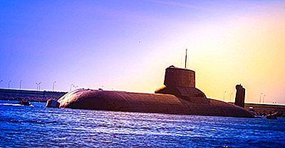 Länder Mit Atom-U-Booten
