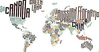 Países Sem A Letra A Em Seu Nome