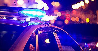Kriminalitet I Amerika: Stater Med De Fleste Mord