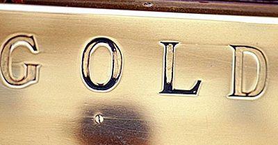 Visste Du Att Guldet I Jordens Kärna Skulle Kunna Täcka Jorden I Ett Knähögt Lager?