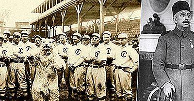 Visste Du At Osmannerne Fortsatt Var Avgjørende Når Chicago Cubs Sist Vant En World Series?