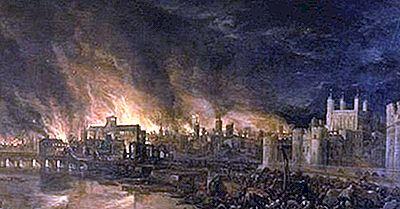 Visste Du Att Den Stora Branden I London Bara Dödade 8 Personer?
