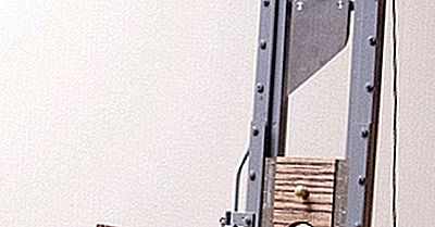Saviez-Vous Que La Plus Récente Exécution Par Guillotine En France Était En 1977?