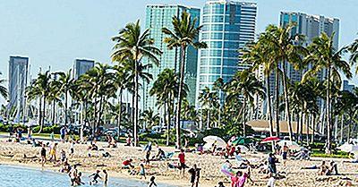 Den Etniske Sammensetningen Av Befolkningen I Hawaii