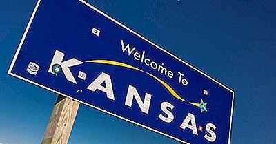 La Composizione Etnica Della Popolazione Del Kansas