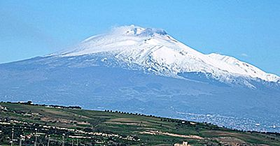 El Volcán Más Alto De Europa