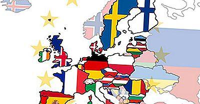 Paesi Europei Che Non Fanno Parte Dell'Unione Europea