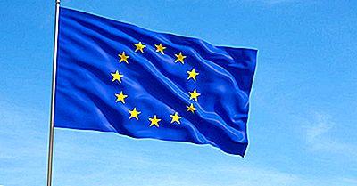 Diseño Y Usos De La Bandera De La Unión Europea