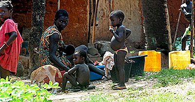 Extreme Armut: Die Länder Und Menschen Am Meisten Betroffen