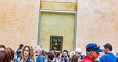 Famous Artwork: The Mona Lisa
