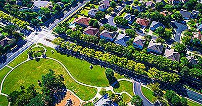 Las Ciudades De Más Rápido Crecimiento En Los Estados Unidos