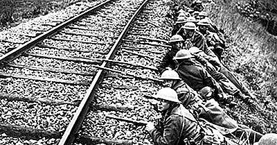 Las Ofensivas De Primavera Alemanas De La Primera Guerra Mundial