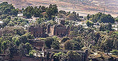 Gondar, Etiopía - Lugares Únicos En El Mundo