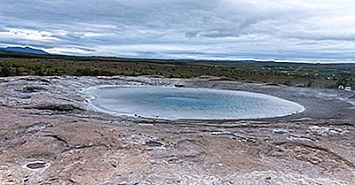 The Great Geysir, Iceland - Unique Places Around The World