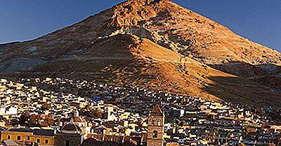Cele Mai Înalte Orașe Din America De Sud
