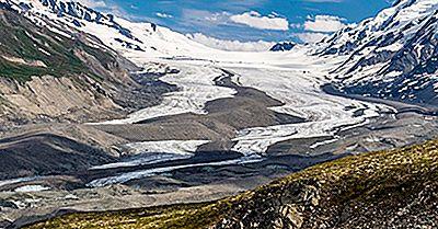 Cele Mai Înalte Vârfuri Din Gama Alaska
