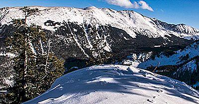 Las Cumbres Más Altas En Nuevo México