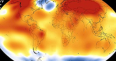 As Temperaturas Mais Quentes Já Registradas No Mundo