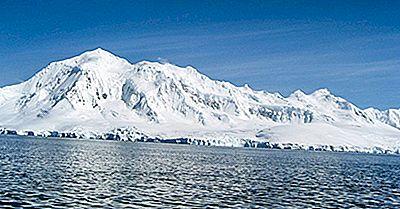 Quão Fria É A Água Na Antártida?