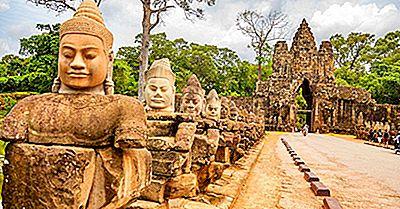 Hvordan Fikk Kambodsja Sitt Navn?