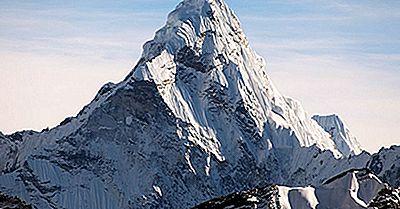 Hur Fick Mount Everest Sitt Namn?