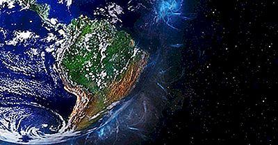 Wie Viele Länder Gibt Es In Südamerika?