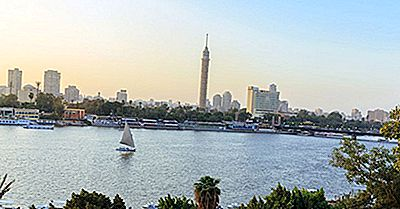 ¿Cuántos Países Atraviesa El Río Nilo?