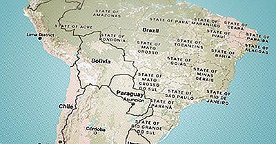 Quantos Países Na América Do Sul Estão Sem Litoral?