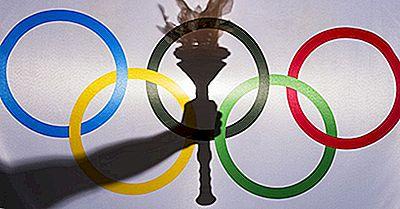 ¿Cuántas Olimpiadas Ha Habido?