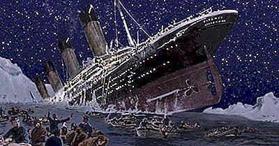 Wie Viele Menschen Starben Auf Der Titanic?
