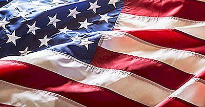Hvor Mange Stjerner Er På Det Amerikanske Flagget?